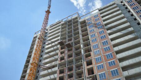 Динаміка будівництва житлового комплексу GENESIS станом на 03 серпня 2020 року