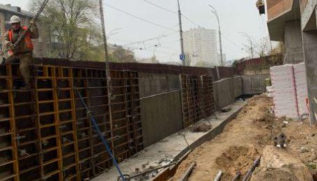 Динаміка будівництва житлового комплексу GENESIS станом на 04 листопада 2020 року