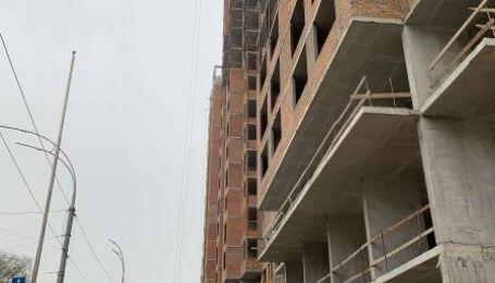 Динамика строительства жилого комплекса GENESIS по состоянию на 17 ноября 2020 года