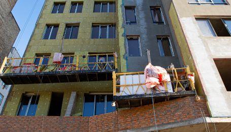Динаміка будівництва житлового комплексу GENESIS станом на 09 грудня 2020 року
