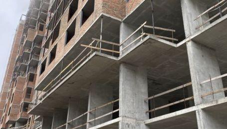 Динамика строительства жилого комплекса GENESIS по состоянию на 04 ноября 2020 года