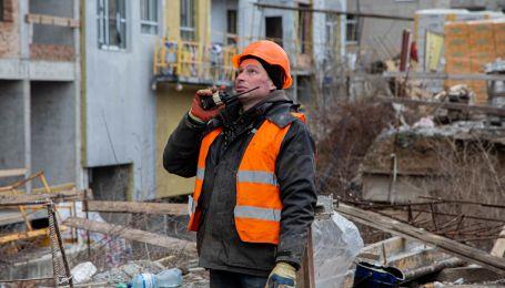 Динаміка будівництва житлового комплексу GENESIS станом на 29 січня 2021 року