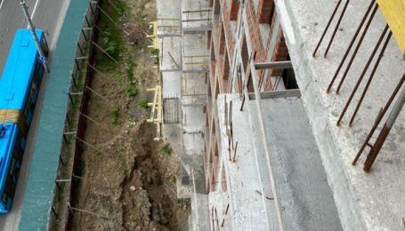 Динамика строительства жилого комплекса GENESIS по состоянию на 15 июня 2020 года