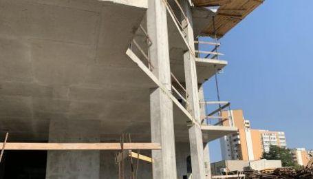 Динамика строительства жилого комплекса GENESIS по состоянию на 16 сентяб