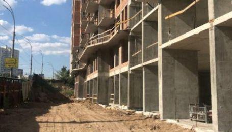 Динаміка будівництва житлового комплексу GENESIS станом на 19 серпня 2020 року