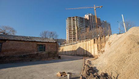 Динамика строительства жилого комплекса GENESIS по состоянию на 09 декабря 2020 года