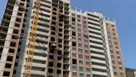 Динамика строительства жилого комплекса GENESIS по состоянию на 16 сентября 2020 года