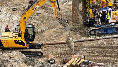 Динаміка будівництва житлового комплексу GENESIS станом на 16 квітня 2021 року
