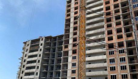 Динамика строительства жилого комплекса GENESIS по состоянию на 20 октября 2020 года