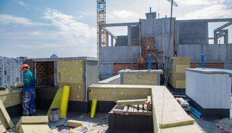 Динамика строительства жилого комплекса GENESIS по состоянию на 16 апреля 2021 года